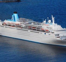 Στο λιμάνι της Καλαμάτας το κρουαζιερόπλοιο «Thomson Dream» με 1.682 τουρίστες  - Κυρίως Φωτογραφία - Gallery - Video