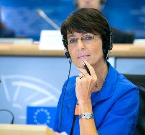 Η Ευρωπαϊκή Επιτροπή στηρίζει Γεωργίου & θεωρεί απολύτως έγκαιρα τα δικά του στατιστικά στοιχεία - Κυρίως Φωτογραφία - Gallery - Video