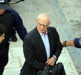 Στεφανάκος: Δεν έδειρα τον Άκη - Δικηγόρος πρώην υπουργού: Ψέμματα ότι έφαγε ξύλο ο Τσοχατζόπουλος - Κυρίως Φωτογραφία - Gallery - Video