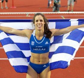Κατερίνα Στεφανίδη: Ποια είναι η Ελληνίδα πρώτη του κόσμου στο επί κοντώ - Με υποτροφία στο Stanford & ωραίο σύζυγο - προπονητή - Κυρίως Φωτογραφία - Gallery - Video