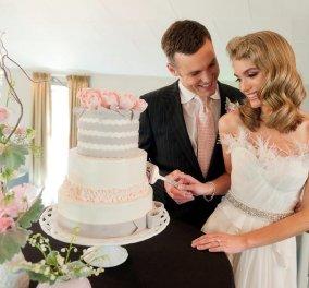 100 χρόνια μόδας στις γαμήλιες τούρτες σε ένα βίντεο τριών λεπτών  - Κυρίως Φωτογραφία - Gallery - Video
