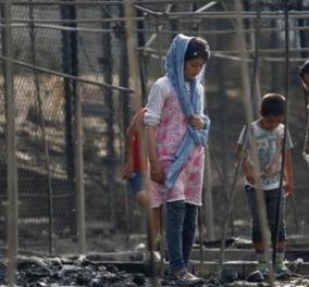 Κομισιόν: Υπό έλεγχο η κατάσταση στη Λέσβο - Βοηθούμε τις ελληνικές αρχές  - Κυρίως Φωτογραφία - Gallery - Video