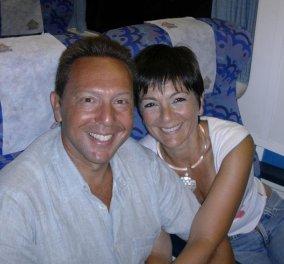 Ο Γ. Στουρνάρας και η σύζυγός του Λίνα Νικολοπούλου απαντούν σε δημοσιεύματα και προσφεύγουν στην δικαιοσύνη  - Κυρίως Φωτογραφία - Gallery - Video