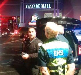 Μακελειό με 5 νεκρούς σε εμπορικό κέντρο στις ΗΠΑ - Ανθρωποκυνηγητό για τη σύλληψη του δράστη - Κυρίως Φωτογραφία - Gallery - Video