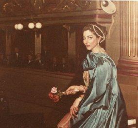 Αποκλειστικό: Η άγνωστη ιστορία του πορτραίτου της Μαρίας Κάλλας από τον Παύλο Σάμιο για την Metropolitan Opera - Κυρίως Φωτογραφία - Gallery - Video