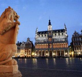 Αναστάτωση στις Βρυξέλλες: Ψάχνουν τον καλλιτέχνη που ζωγραφίζει... πέη σε κτίρια! - Κυρίως Φωτογραφία - Gallery - Video