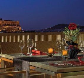 Έξοδος στην Αθήνα από... ψηλά: 8  roof garden ξενοδοχείων για να νιώσετε πως είστε ακόμα σε διακοπές! - Κυρίως Φωτογραφία - Gallery - Video