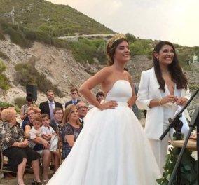 Ισπανίδα fashion blogger παντρεύτηκε την αγαπημένη της - Οι chic εμφανίσεις & η λαμπερή τελετή - Κυρίως Φωτογραφία - Gallery - Video