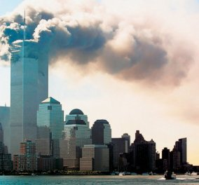 11/9/2001 Oι ανατριχιαστικοί, δραματικοί ήχοι & οι εικόνες που συγκλόνισαν την ανθρωπότητα! - Κυρίως Φωτογραφία - Gallery - Video