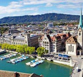 """Οι Ελβετοί πολίτες είπαν μαζικά """"ναι"""" στις παρακολουθήσεις των επικοινωνιών τους και """"όχι"""" στην αύξηση των συντάξεων! - Κυρίως Φωτογραφία - Gallery - Video"""