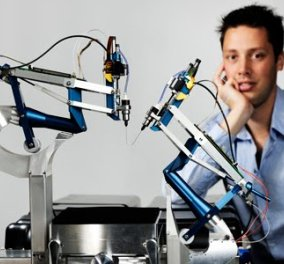 Good news: Ολοκληρώθηκε η πρώτη στον κόσμο ρομποτική χειρουργική επέμβαση μέσα στο μάτι! - Κυρίως Φωτογραφία - Gallery - Video