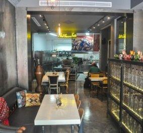 Pantera Negra: Το εστιατόριο στην Πλάκα που σερβίρει γάλα μαύρου πάνθηρα & έχει σεφ σαμουράϊ - Κυρίως Φωτογραφία - Gallery - Video