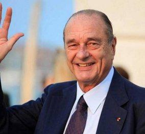 Στο νοσοκομείο με οξεία λοίμωξη στους πνεύμονες ο πρώην Πρόεδρος της Γαλλίας Ζακ Σιράκ - Κυρίως Φωτογραφία - Gallery - Video