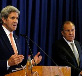 Επιτέλους συμφωνία: Ρωσία και ΗΠΑ ανακοίνωσαν σχέδιο κατάπαυσης του πυρός στη Συρία από τις 12 Σεπτεμβρίου - Κυρίως Φωτογραφία - Gallery - Video