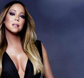 Mariah Carey με photoshop του σκοτωμού, γυμνή στο μπάνιο με διαμάντια & ψεύτικη βλεφαρίδα κάγκελο - Την είδατε;  - Κυρίως Φωτογραφία - Gallery - Video