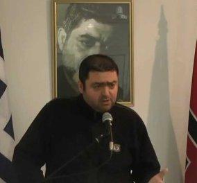 """Ο βουλευτής Κιλκίς της Χρυσής Αυγής """"ζήτησε τον λόγο"""" από την Αστυνομία για ένα...σκίτσο με παιδιά! - Κυρίως Φωτογραφία - Gallery - Video"""