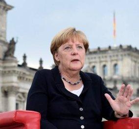 Μέρκελ μετά το Βερολίνο: Έχω ευθύνη, αν μπορούσα θα γύριζα το χρόνο πίσω  - Κυρίως Φωτογραφία - Gallery - Video
