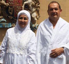 Κορυφαίος βρετανός διπλωμάτης ασπάστηκε το Ισλάμ: Πώς ο πρεσβευτής έγινε μουσουλμάνος - Κυρίως Φωτογραφία - Gallery - Video