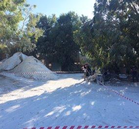 Αληθινό θρίλερ στη Ρόδο: Βρέθηκε πτώμα σε λάκκο 4 μέτρων - Κυρίως Φωτογραφία - Gallery - Video