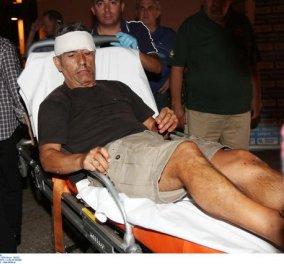 Χάος στην κλήρωση του πρωταθλήματος της Football League: Εισβολή κουκουλοφόρων, τραυματισμοί και μολότοφ! - Κυρίως Φωτογραφία - Gallery - Video