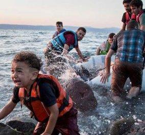 Διεθνής Αμνηστία: Θα χρειαστούν 18 χρόνια να φύγουν οι πρόσφυγες από την Ελλάδα   - Κυρίως Φωτογραφία - Gallery - Video