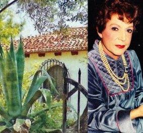 Πουλήθηκε η βίλα της Ρένας Βλαχοπούλου για 450.000 ευρώ: Θα γίνει παλατάκι για ενοικίαση - Κυρίως Φωτογραφία - Gallery - Video