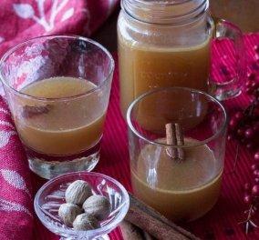 Το ποτό της βραδιάς: Ζεστό βουτυρένιο ρούμι από τον Άκη Πετρετζίκη - Κυρίως Φωτογραφία - Gallery - Video