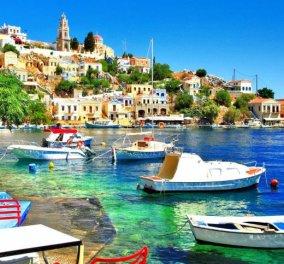 Η Guardian αποθεώνει το Ελληνικό αποκαλόκαιρο & προτείνει Σύμη: Καλοκαίρι ως τα Χριστούγεννα!  - Κυρίως Φωτογραφία - Gallery - Video