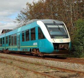 Αυτό είναι το πρώτο τρένο υδρογόνου στον κόσμο: Καθαρό & χωρίς ηχορύπανση  - Κυρίως Φωτογραφία - Gallery - Video