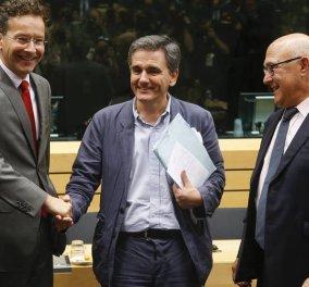 EuroWorking group σήμερα με το βλέμμα στα 2,8 δισ. ευρώ & το Eurogroup της 10ης Οκτωβρίου - Κυρίως Φωτογραφία - Gallery - Video