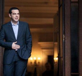 Με την παρουσία του Αλ. Τσίπρα συνεδριάζει η Κεντρική Επιτροπή του ΣΥΡΙΖΑ - Αύριο η ομιλία του πρωθυπουργού - Κυρίως Φωτογραφία - Gallery - Video