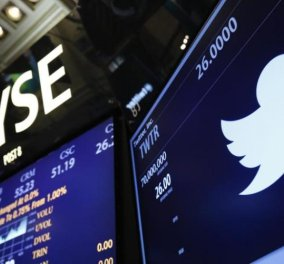To Twitter πωλείται! Ποιες εταιρείες κολοσσοί ενδιαφέρονται για το δημοφιλές μέσο κοινωνικής δικτύωσης - Κυρίως Φωτογραφία - Gallery - Video