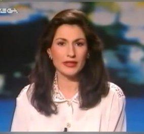 Όταν ήμουν μικρή κι έλεγα ειδήσεις στο Mega: Ένα πραγματικά μεγάλο κανάλι - Ο ήχος του δελτίου με συγκινεί  - Κυρίως Φωτογραφία - Gallery - Video