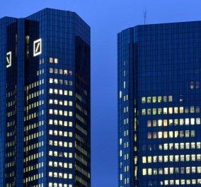 Κόκκινο κουμπί στην Γερμανία: Έκτακτο σχέδιο διάσωσης της Deutsche Bank από Μέρκελ - Ακολουθεί η Commerzbank;   - Κυρίως Φωτογραφία - Gallery - Video