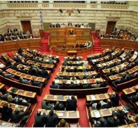 Live από την Βουλή: H ψηφοφορία του νομοσχεδίου με τα προαπαιτούμενα - Κυρίως Φωτογραφία - Gallery - Video