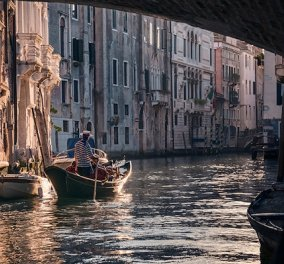 Γνωρίστε την ομορφιά και τον πολιτισμό της Βενετίας μέσα από ένα εκπληκτικό, βραβευμένο βίντεο  - Κυρίως Φωτογραφία - Gallery - Video