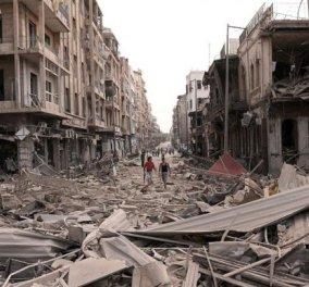 Σε ισχύ από τις 7 το βράδυ η επταήμερη εκεχειρία στη Συρία -  Ηρεμία στο μεγαλύτερο μέρος της χώρας - Κυρίως Φωτογραφία - Gallery - Video