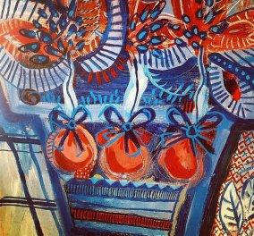 """Έκθεση ζωγραφικής της Βάσως Τρίγκα στο """"Τhe Hellenic Centre, London"""", από 11 Oκτωβρίου έως 27 Oκτωβρίου  - Κυρίως Φωτογραφία - Gallery - Video"""