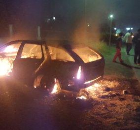 Ένταση στην περιοχή του Ωραιοκάστρου - Αυτοκίνητο παρέσυρε και σκότωσε 2 πρόσφυγες  - Κυρίως Φωτογραφία - Gallery - Video