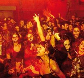 Η Αθήνα σε ρυθμούς Halloween : Τα καλύτερα θεματικά πάρτι στην πόλη, για να «τρομάξετε» με την καρδιά σας! - Κυρίως Φωτογραφία - Gallery - Video