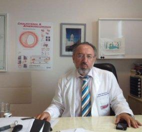 Σωτήρης Αδαμίδης: Νεότερα για την παχυσαρκία, το μεταβολικό σύνδρομο, τον διαβήτη & τις δυσλιπιδαιμίες - Κυρίως Φωτογραφία - Gallery - Video