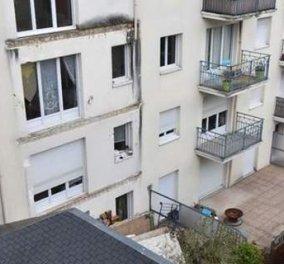 Τραγωδία στη Γαλλία: 4 φοιτητές έχασαν τη ζωή τους όταν κατέρρευσε το μπαλκόνι του διαμερίσματος που έκαναν πάρτι - Κυρίως Φωτογραφία - Gallery - Video