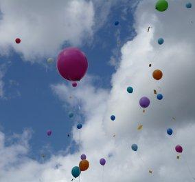 Η εκπληκτική ιστορία ενός... μπαλονιού: Από τα χέρια ενός 8χρονου στη Γαλλία ταξίδεψε μέχρι το Σικάγο! - Κυρίως Φωτογραφία - Gallery - Video