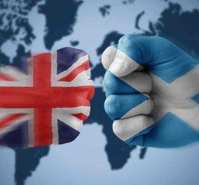 Η Σκωτία θα ψηφίσει ξανά για ανεξαρτησία από τη Βρετανία λόγω Brexit - Νέο δημοψήφισμα - Κυρίως Φωτογραφία - Gallery - Video