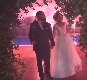 Βίντεο: Γιατί τον γάμο αυτού του ΠΑΟΚτζη από την Πτολεμαΐδα σε ατμόσφαιρα...Τούμπας θα τον ζηλέψει κάθε Θεσσαλονικιός - Κυρίως Φωτογραφία - Gallery - Video