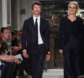 65 φωτό από την πρώτη συλλογή Dior με σχεδιάστρια γυναίκα - Ο ιστορικός οίκος μόδας χωρίς άνδρα μόδιστρο - Κυρίως Φωτογραφία - Gallery - Video