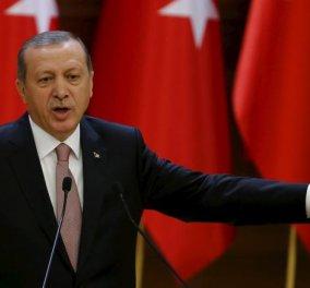 Μια ακόμα προκλητική ομιλία του Ερντογάν για το θέμα των συνόρων: Η έμμεση αναφορά του στον Κεμάλ και τη Θεσσαλονίκη - Κυρίως Φωτογραφία - Gallery - Video