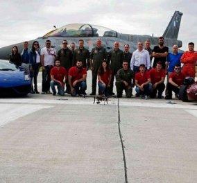 Made in Greece το «Θηρεύς», το αγωνιστικό μονοθέσιο των φοιτητών του Παν. Θεσσαλίας: Τα «έβαλε» με ένα F-16 και μια Lamborghini!  - Κυρίως Φωτογραφία - Gallery - Video