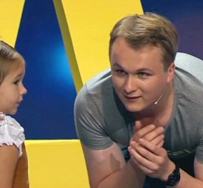 Βίντεο ημέρας: Η 4χρονη Μπέλα μιλάει 7 γλώσσες & τρελαίνει όλον τον κόσμο - Κυρίως Φωτογραφία - Gallery - Video