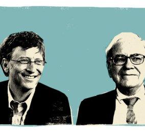 Forbes: Οι 400 πλουσιότεροι άνθρωποι στην Αμερική: Οι 2 Έλληνες, η γυναίκα - χρηματιστήριο & η μαύρη - Μίδας - Κυρίως Φωτογραφία - Gallery - Video